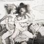 Miguel Condé, grabado al aguafuerte y aguatinta, medidas plancha: 55,7  x 75,3 cm, papel 69,7 x 90,8 cm  p.v.p. 300 €