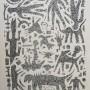 "JUAN CARLOS MESTRE ""Tráfico"". Aguafuerte. 49x68 cm. 2004"