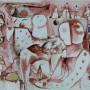 Juan Carlos Mestre, acuarela,  27 x 35 cm, papel Super Alfa 75 x 56 cm, 500 €