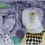 Juan Carlos Mestre, acuarela, 27 x 35 cm, papel superalfa 75 x 56 cm, 500 €