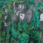 Juan Carlos Mestre, Litografi?a iluminada 75 x 56 cm, papel superalfa 75 x 56 cm, PA, 600 €