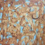 Juan Carlos Mestre, aguafuerte, aguatinta y collage, 69 x 48 cm, papel superalfa 75 x 56 cm, 1/1, 700 €