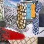 ABRAHAM LACALLE, Serie Hastío Sideral, Cinco, 2004, Grabado al aguafuerte. 118 x 98 cm. 17/35 Edición: 35 ejemplares numerados y firmados p.v.p: Obra: 2150 € + IVA = 2601,50 €