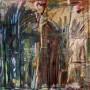 A2 Habeas Corpus pastel acrilico y guache sobre tela 35 x 35
