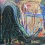 A6 Habeas Corpus acrilico, guache y pastel sobre tela 40 x 30