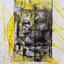 Ahmed Benyoucef, dibujo a tinta sobre papel, 2019, 42 x 29,7 cm, p.v.p. : 150 €