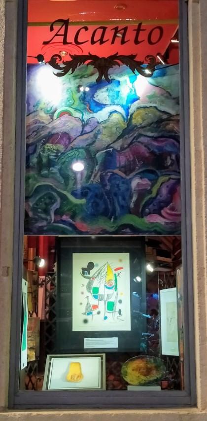 Miró, Joan Miró, Eduardo Millán, Federico Castellón, Cristina Moneo, Venancio Arribas, Alexandra Domínguez, Karlos Kaplan, Ginés Cervantes
